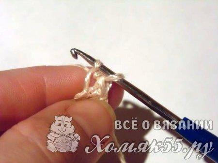 Заяц вязаный крючком